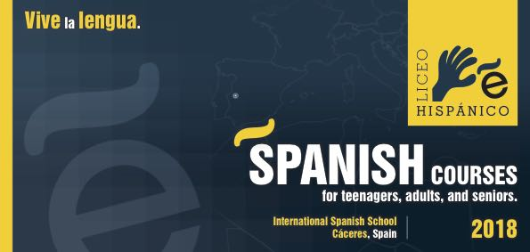 Brochure 2018 | Inglés para niños y español para extranjeros.