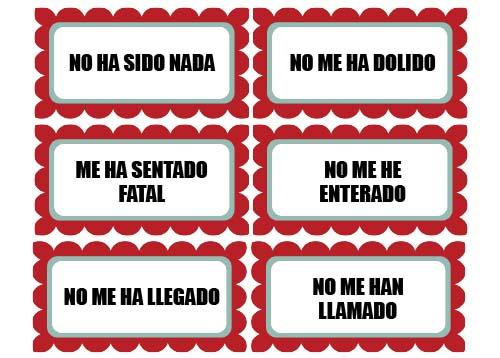 Recursos español LE | Gramática y pretérito perfecto.