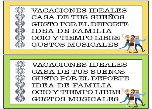 Recursos español como lengua extranjera | Presentación el primer día de clase.