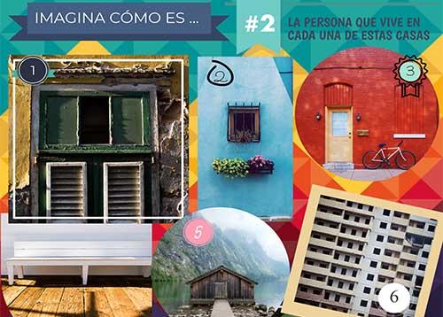 Recursos español LE - Imagina y usa el presente