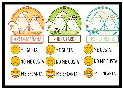 Recursos español presente - Gramática