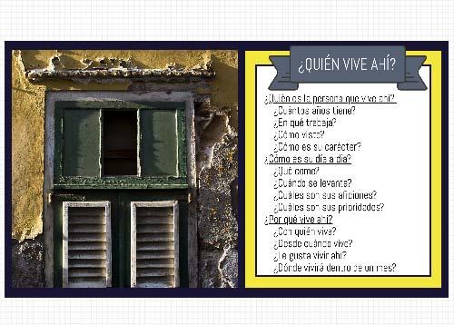 La casa | Recursos español LE.