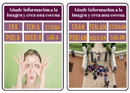 Gramática española: pretérito imperfecto.
