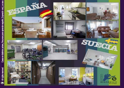Recursos para aprender español: la casa.