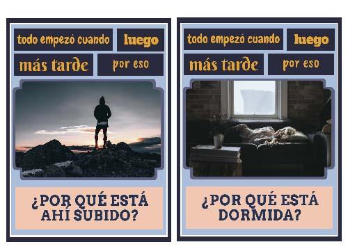Gramática española: pretérito indefinido.
