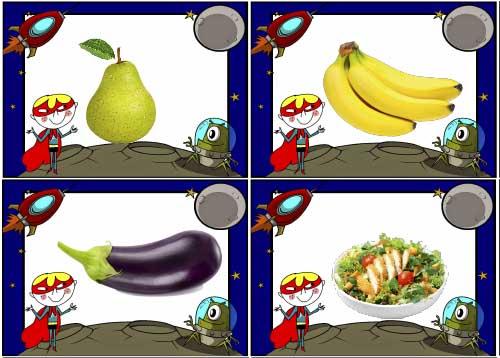 Materiales ELE para enseñar la comida