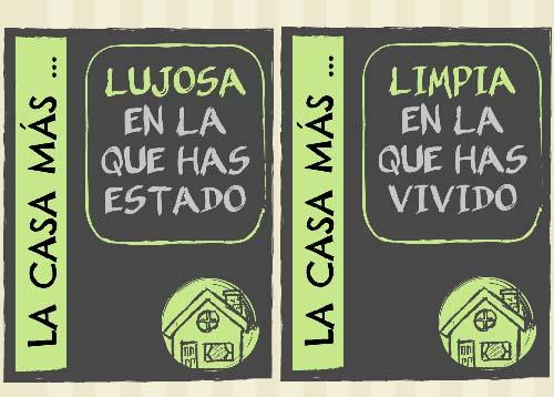 Léxico y expresión oral: la casa.