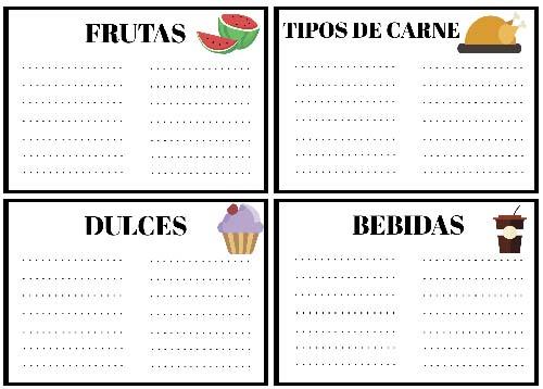 Materiales para enseñar el léxico español