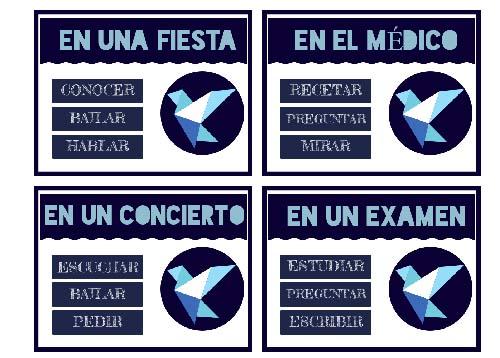 Materiales para aprender español LE