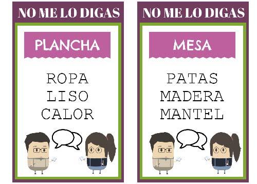 Materiales enseñar español: el léxico de la casa.