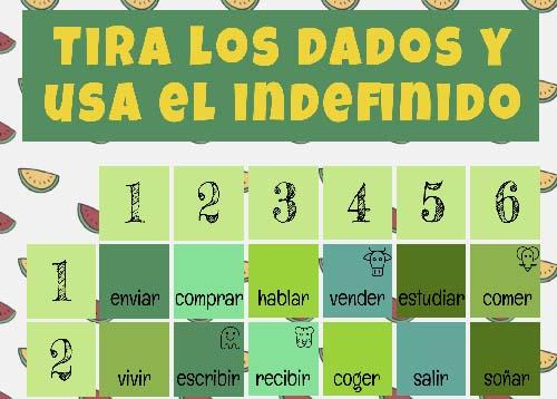 Recursos español LE - PTO indefinido.