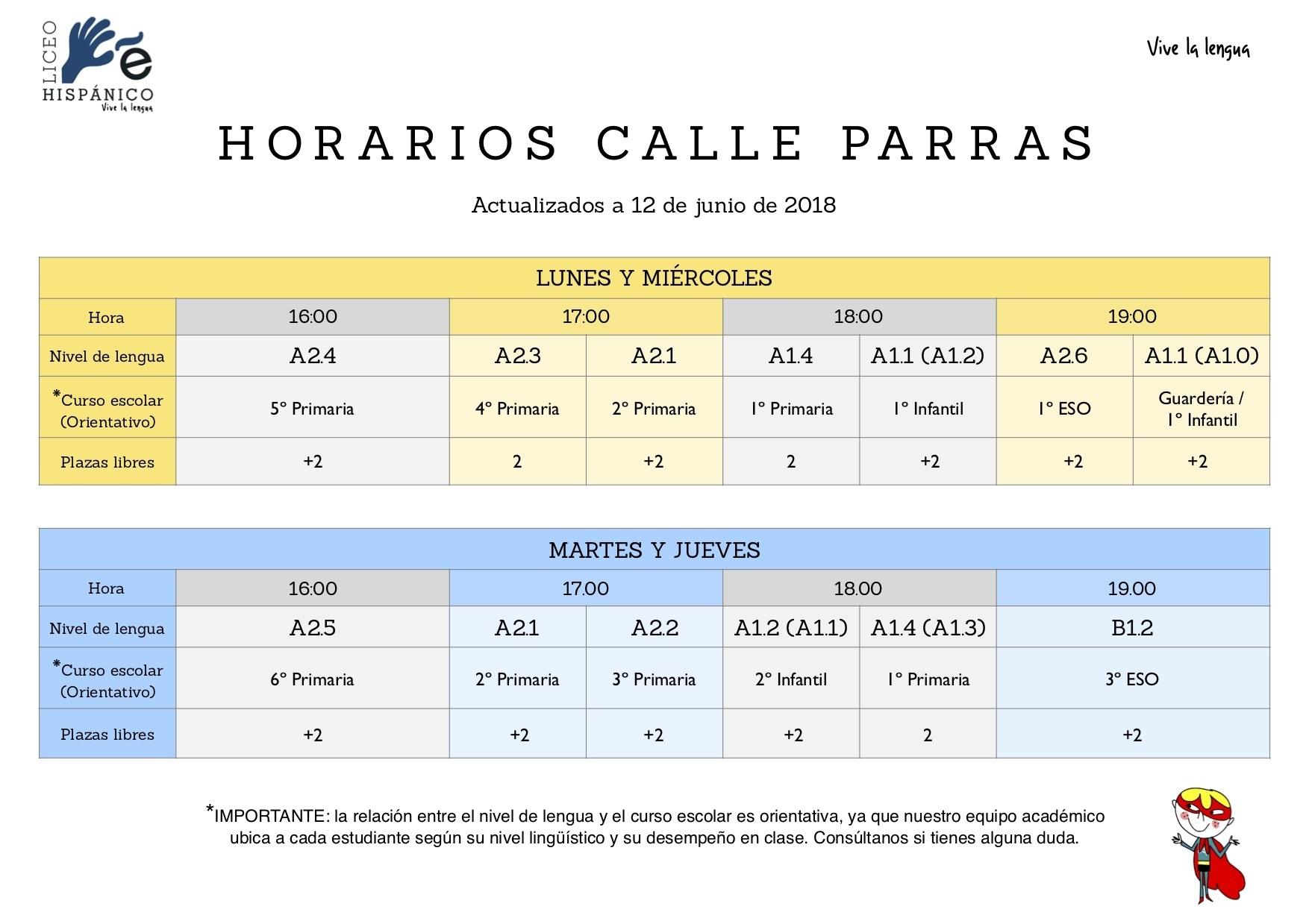 Prácticas+ de español e inglés en España