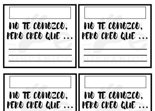 Recursos profesores Español LE